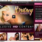 Britney Amber Get An Account