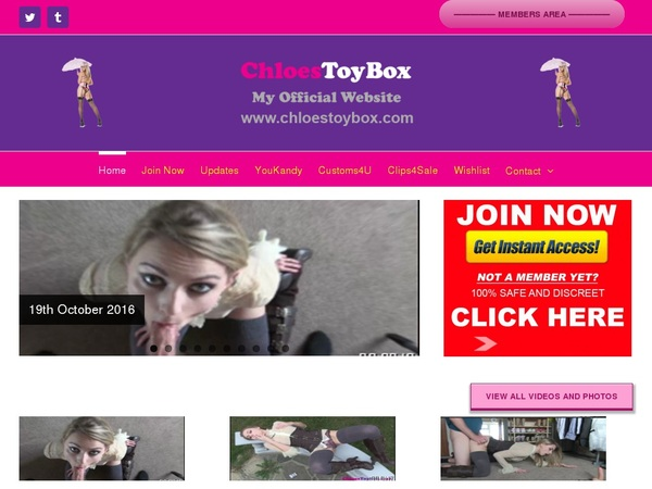 Chloes Toy Box Wnu.com Page