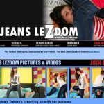Download Jeans Lezdom