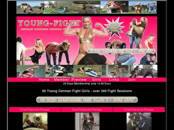 Free Young Fight Account Login