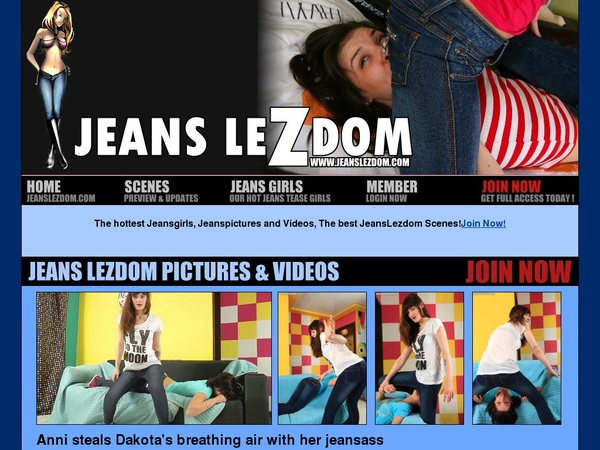 Jeanslezdom.com Discount Join
