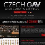 New Czechgav Discount