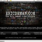 Sign Up For Eric Deman