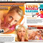 Young Models Casting Clips For Sale