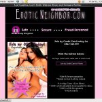 Erotic Neighbor Premium Pass