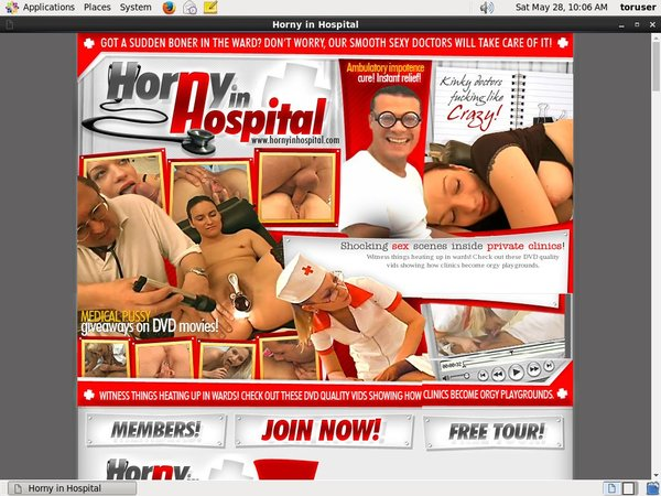 Horny In Hospital Paysites Reviews