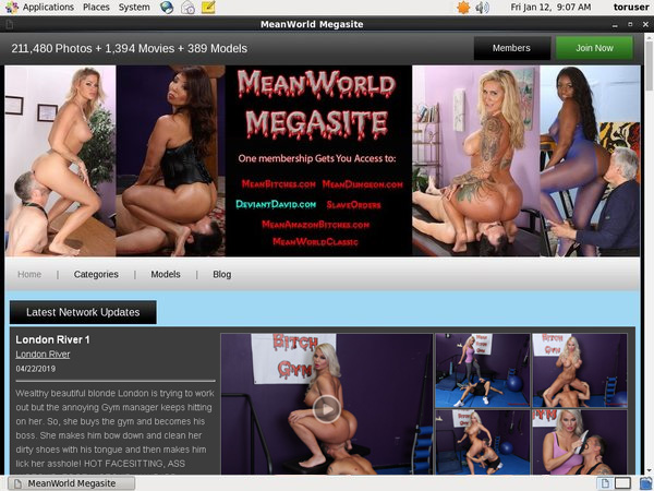 Meanworld.com Idealgasm Deal