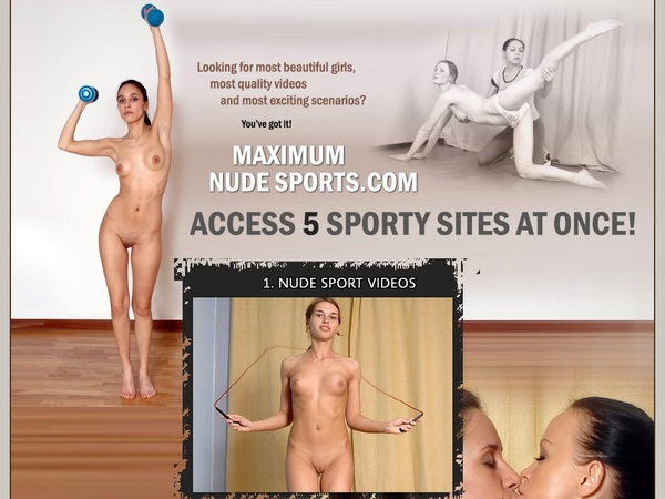 Maximum Nude Sports Free Acc