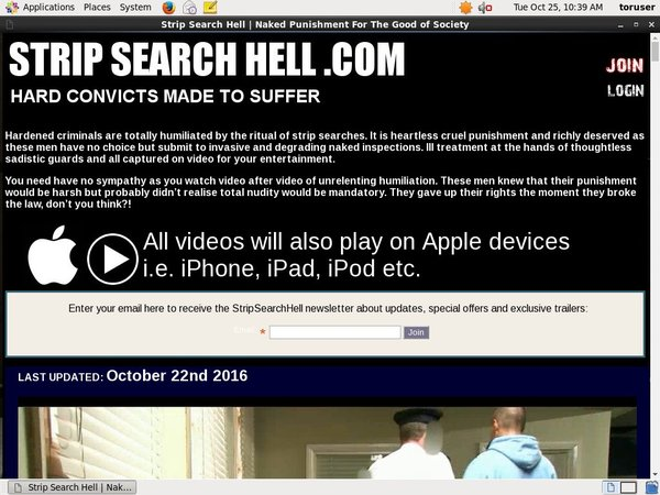 Stripsearchhell Full Access